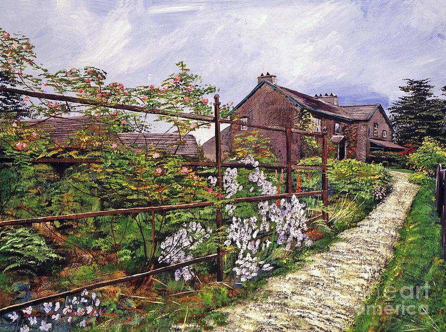 Beatrix Potter House Painting