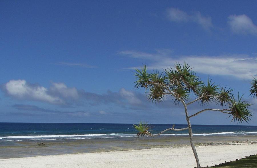 Beautiful Beach Photograph
