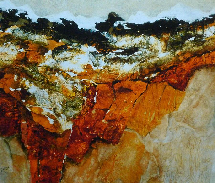 Beautiful Mountains Painting