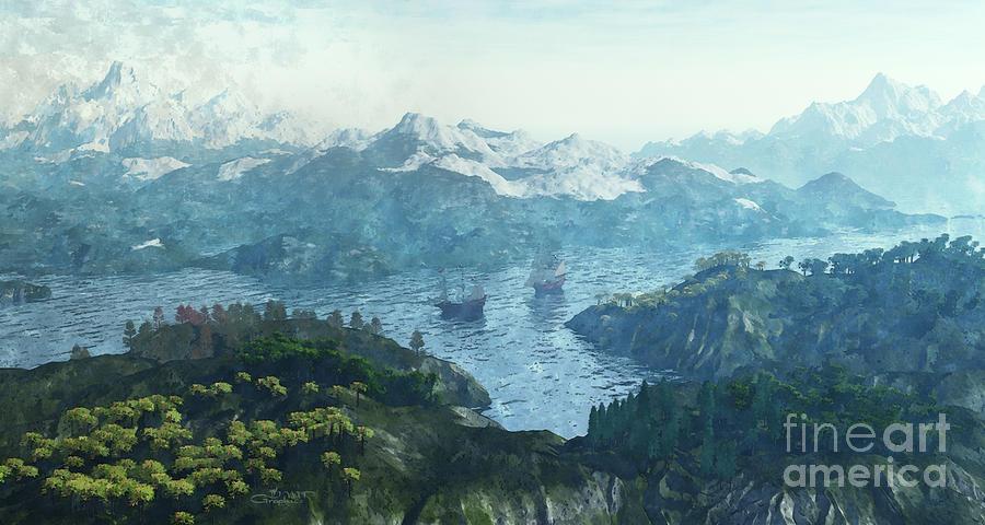 Beautiful Nature Digital Art