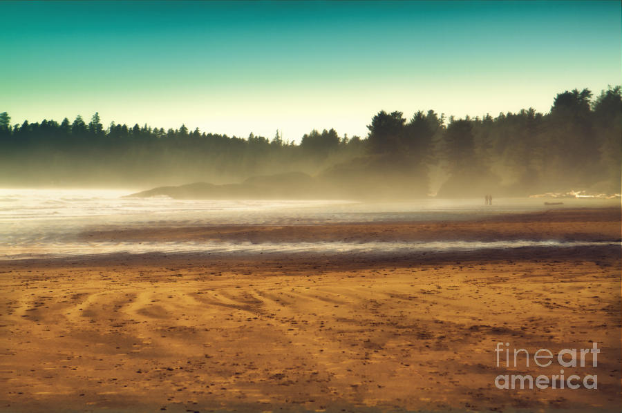 Beautiful Pacific Morning  Photograph  - Beautiful Pacific Morning  Fine Art Print