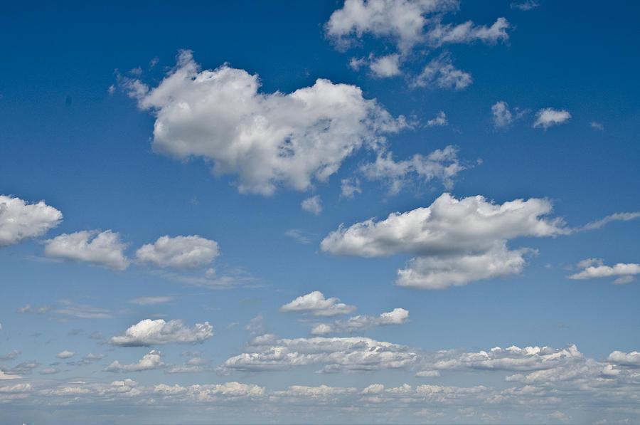 Beautiful Skies Photograph - Beautiful Skies by Bill Cannon