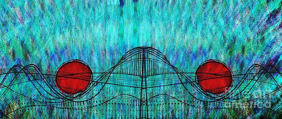 Beautiful Symmetry Digital Art