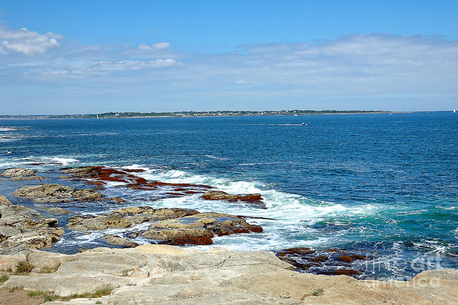 Beavertail State Park Photograph  - Beavertail State Park Fine Art Print