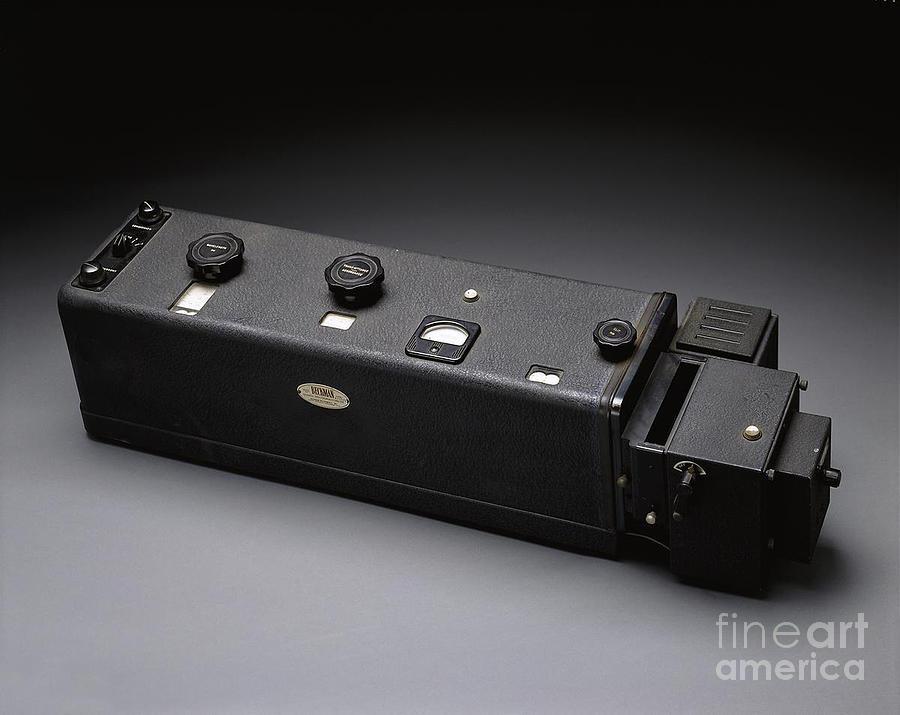 Beckman Du Spectrophotometer, Circa 1950 Photograph