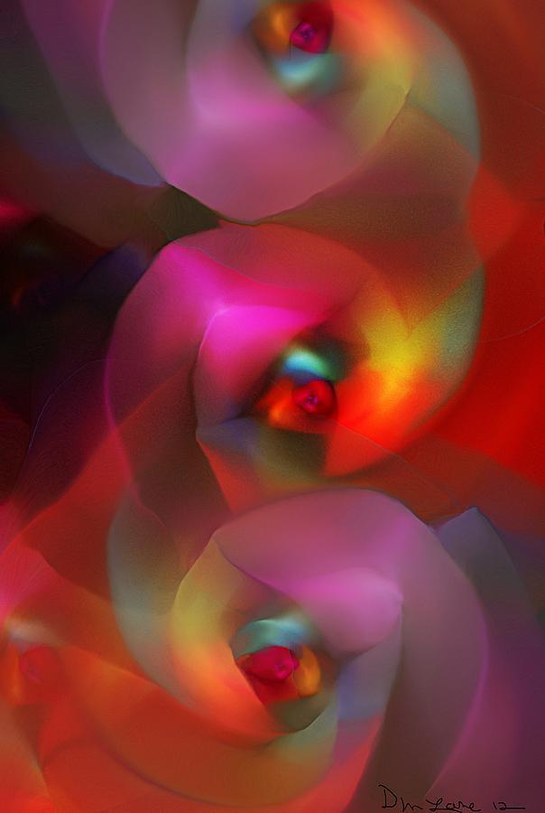 Becoming Rose Digital Art