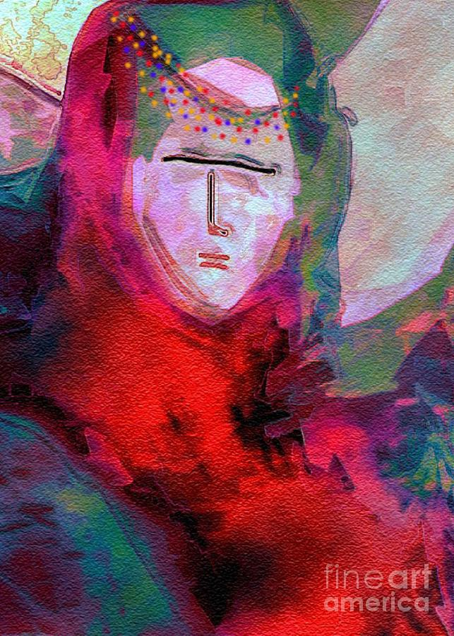 Bedouin 4 Digital Art  - Bedouin 4 Fine Art Print