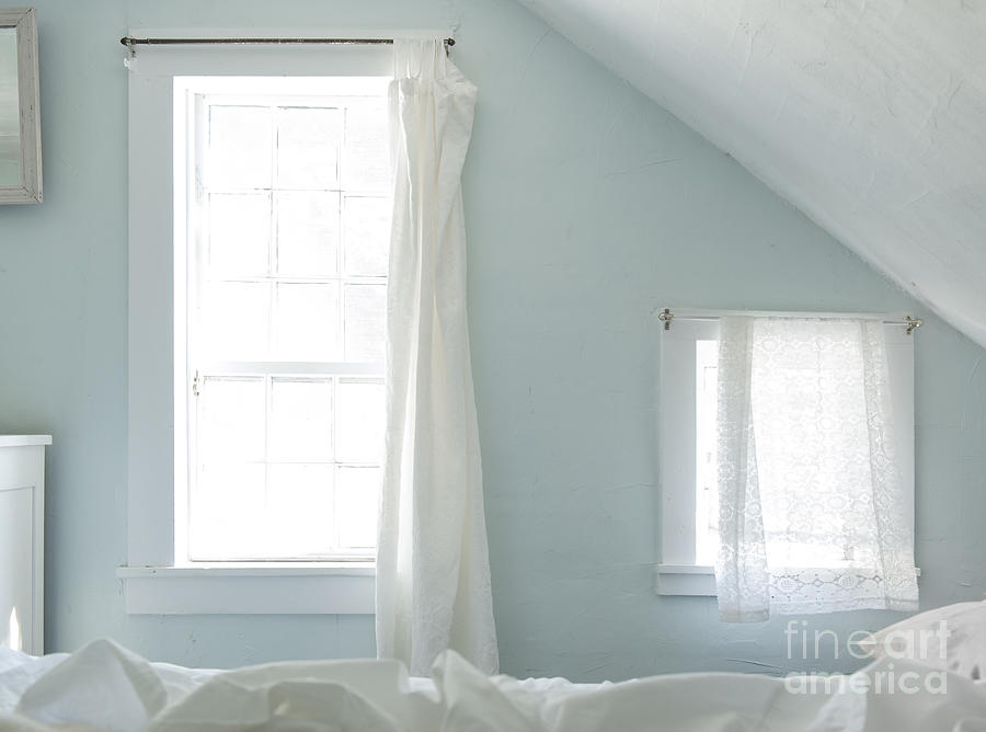Bedroom Blues Photograph  - Bedroom Blues Fine Art Print