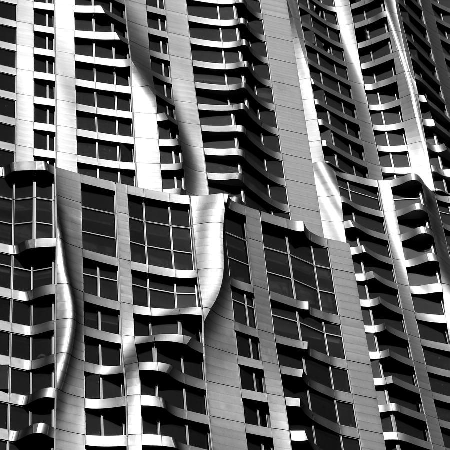 Beekman Tower Detail Photograph