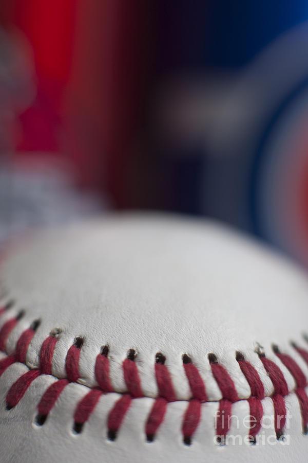 Beer And Baseball Photograph