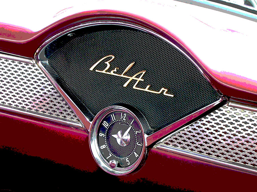Bel Air Dash Photograph