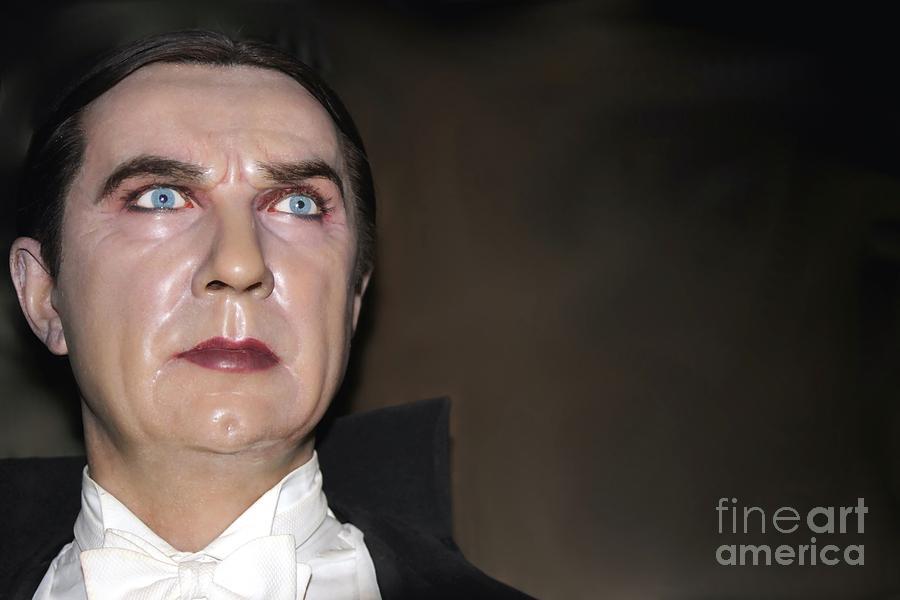 Bela Lugosi As Dracula Photograph
