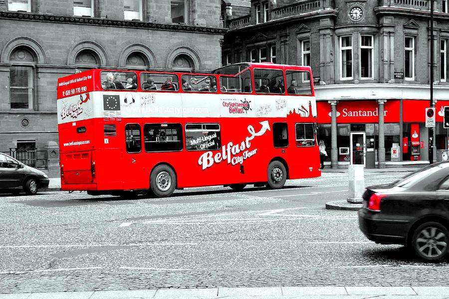 Music Bus Tour Belfast