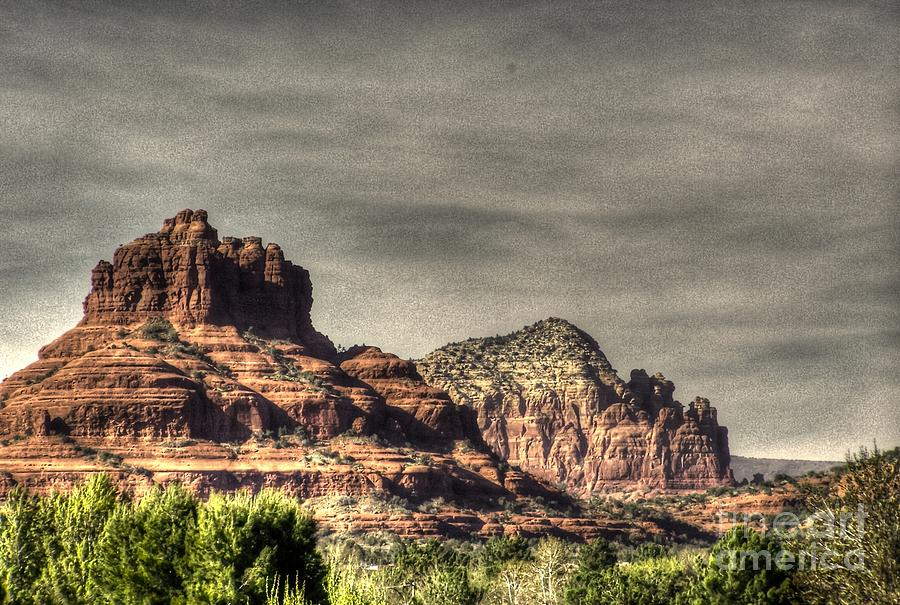 Bell Rock - Sedona Photograph
