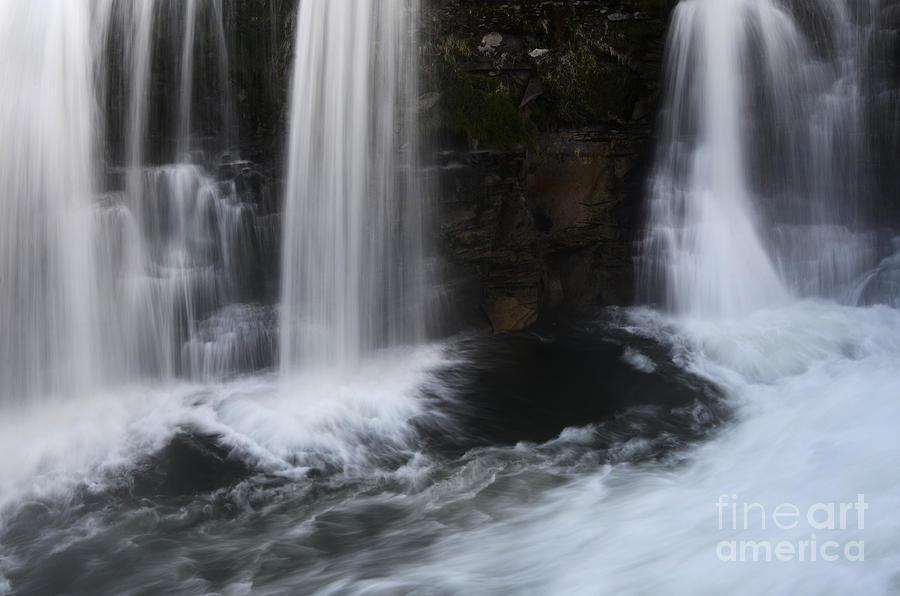 Below The Falls Photograph