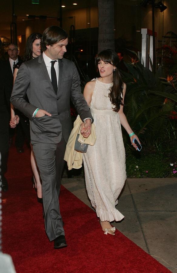 Ben Gibbard, Zooey Deschanel Photograph