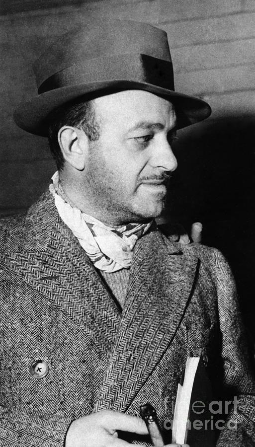 1940 Photograph - Ben Hecht (1894-1964) by Granger