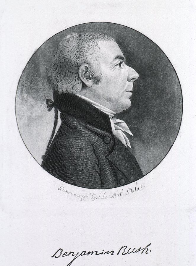 Benjamin Rush 1745-1813, Eminent Photograph