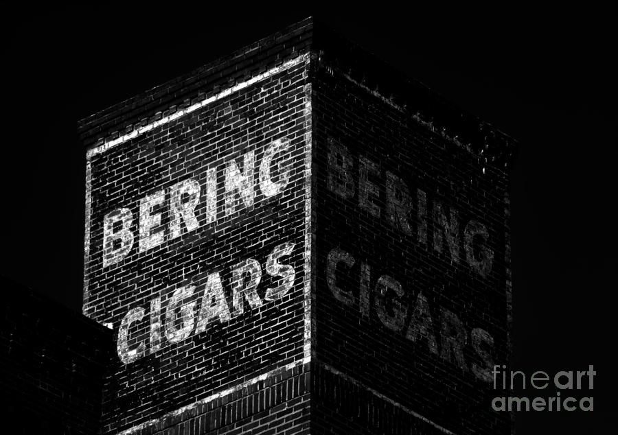 Bering Cigar Factory Photograph  - Bering Cigar Factory Fine Art Print
