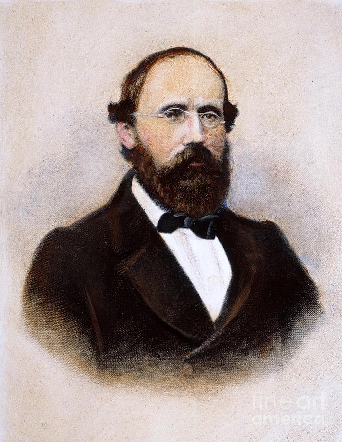 george friedrich bernard riemann Georg friedrich bernhard riemann insight ⇒ rigor a biography of an intuitive  mathematician by edward gard math 4010 spring 2008.