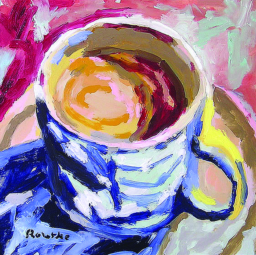Best Cup Of Joe Painting