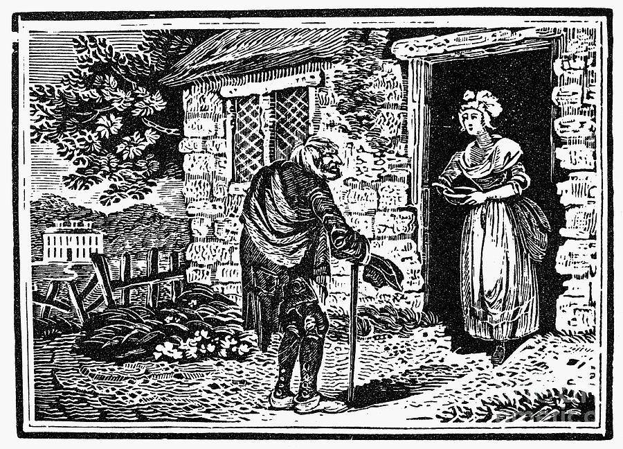 Bewick: Beggar Photograph