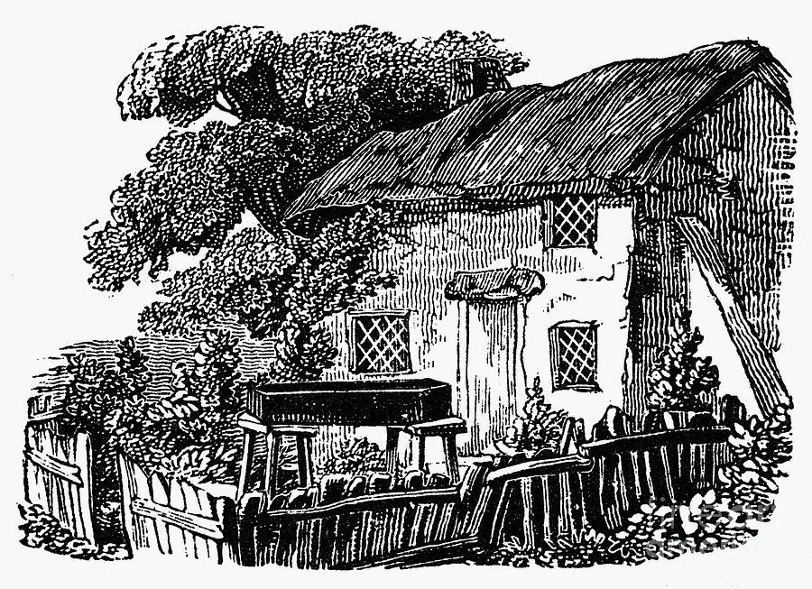 Bewick: Rural House Photograph