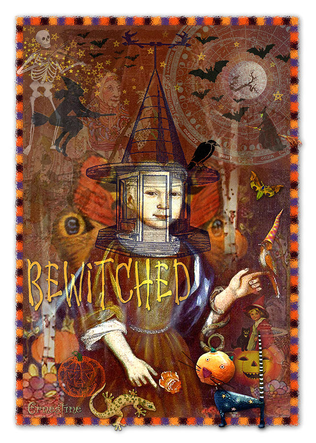 Bewitched Digital Art