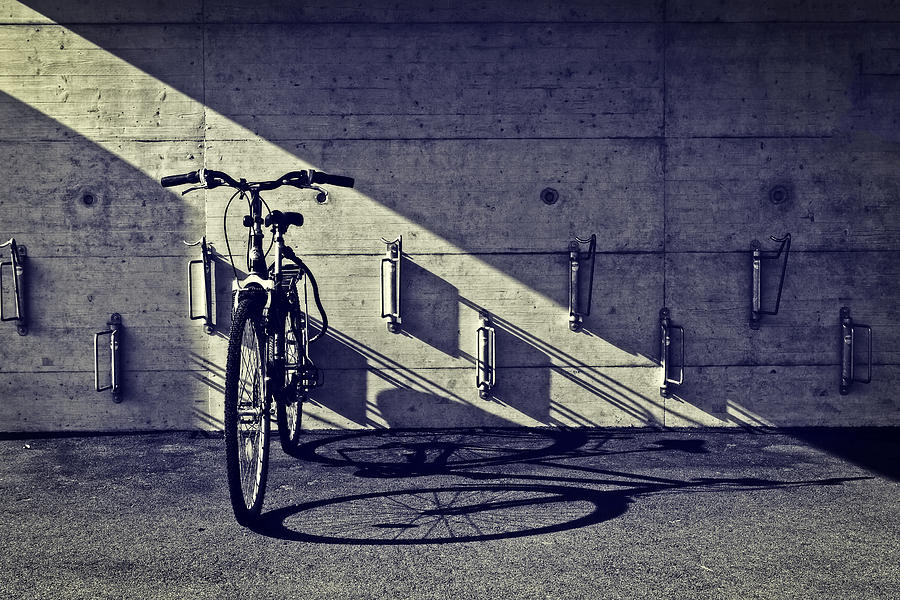 Bicycle Photograph  - Bicycle Fine Art Print