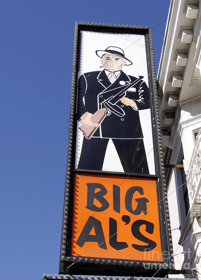 Big Al Photograph