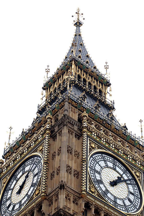Big Ben Photograph
