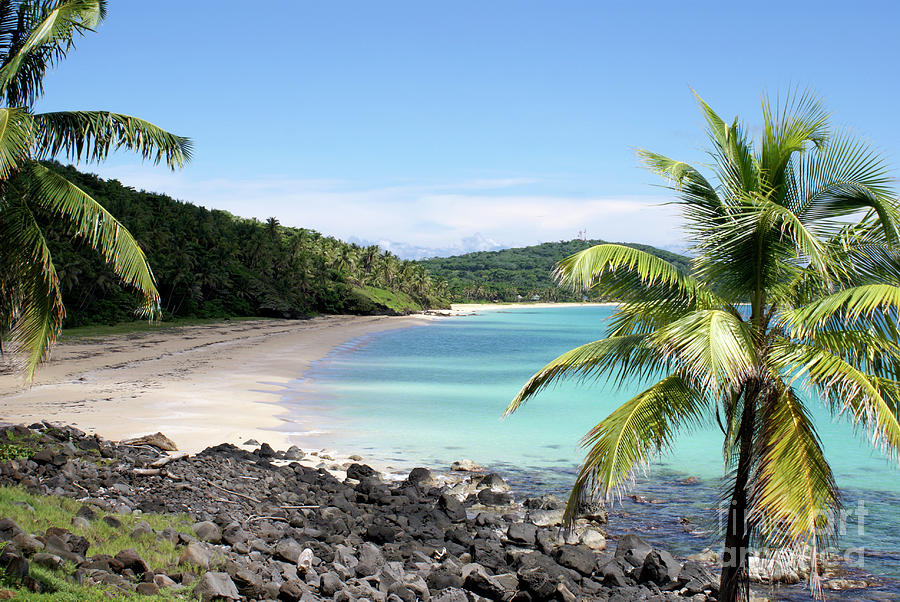 Big Corn Island Beach Nicaragua Photograph