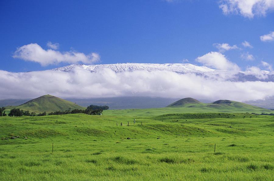 Big Island, Waimea Photograph