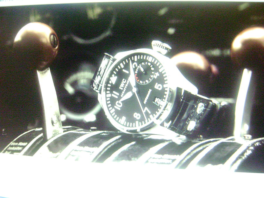 Big Pilot Watch Photograph