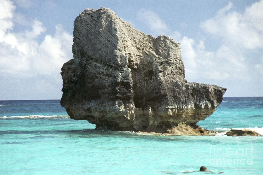 big rock in ocean  bermuda heather kirk Can God Make a Rock So Big He Cant Lift It?   #1 Post of 2009