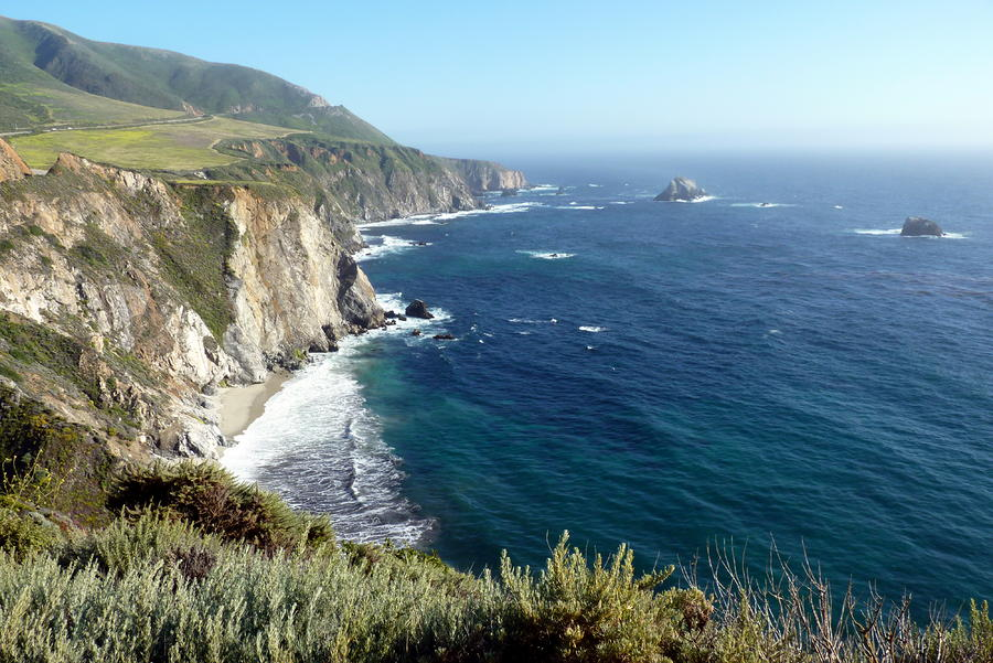 Big Sur Photograph  - Big Sur Fine Art Print