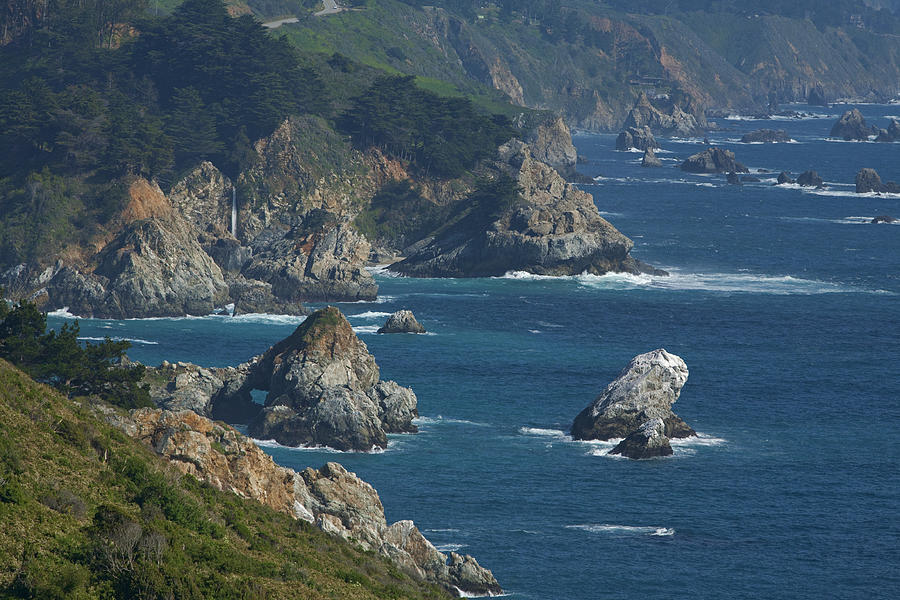 Big Sur Coast Photograph