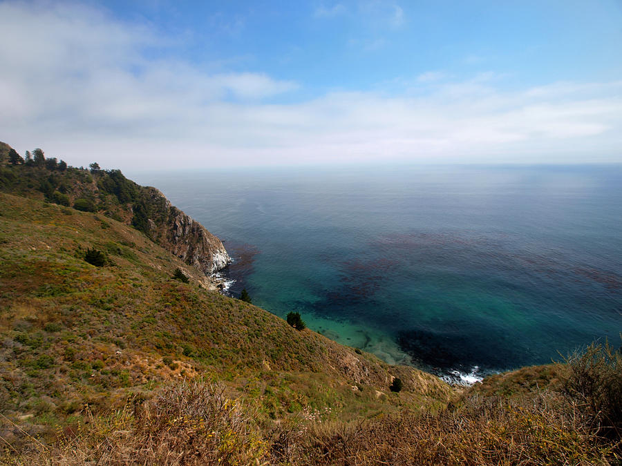 Big Sur Coast  Photograph  - Big Sur Coast  Fine Art Print