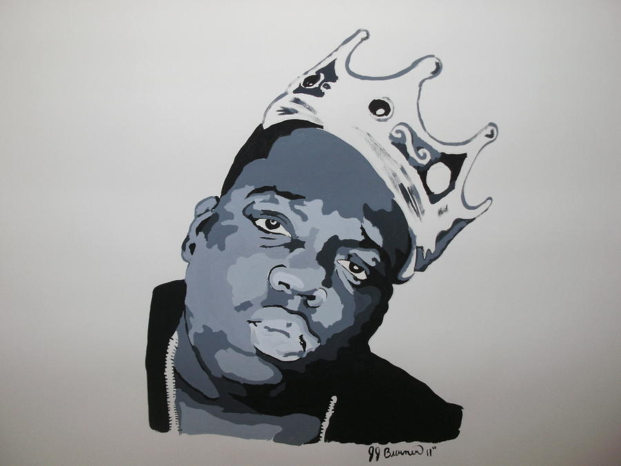 Biggie Painting Biggie Painting