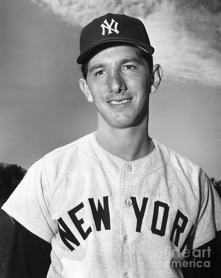 Billy Martin (1928-1989) Photograph  - Billy Martin (1928-1989) Fine Art Print