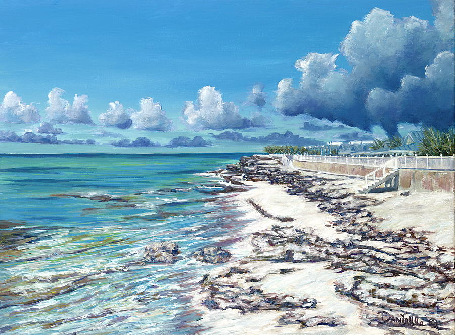 Bimini Breeze Painting