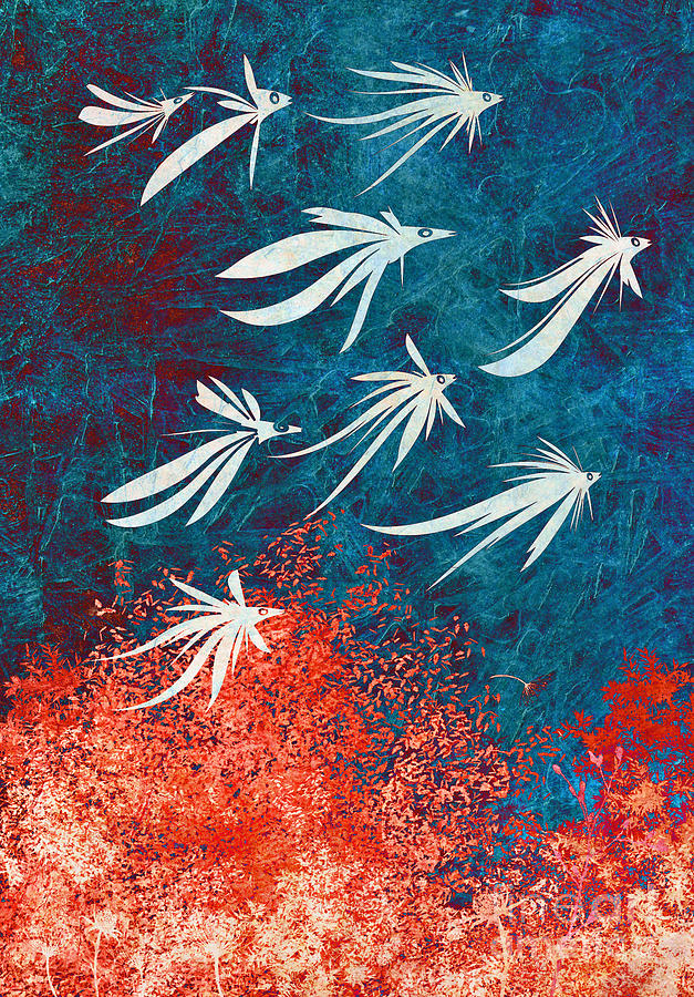 Birdeeze -v04 Digital Art