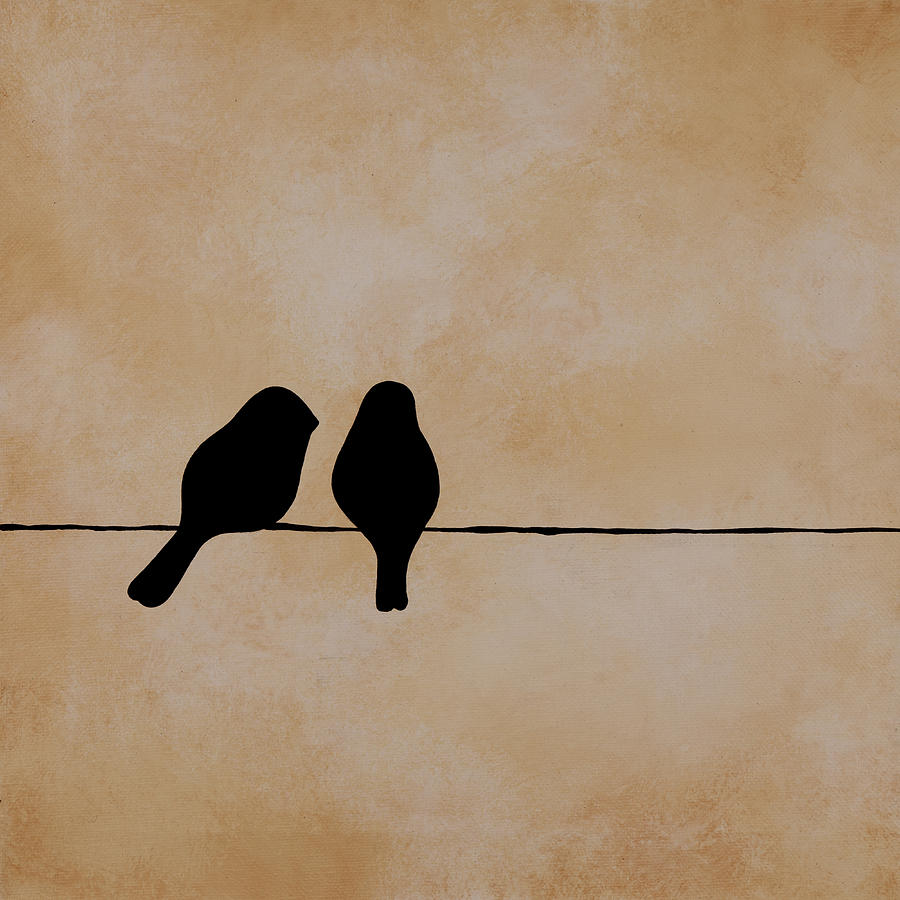 birds on a wire by jodi leigh