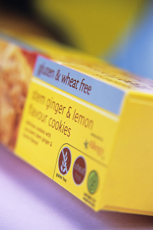 Biscuit Packaging Photograph