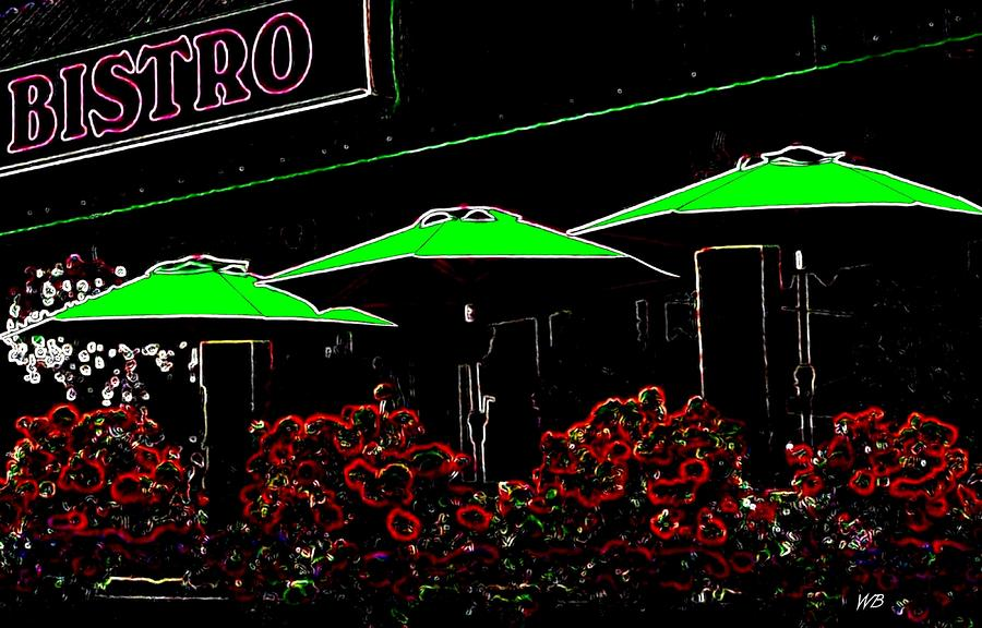 Bistro Digital Art