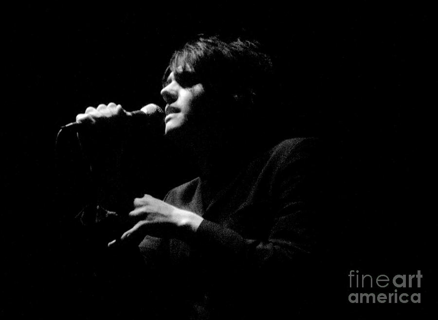 Black And White Mcr Photograph  - Black And White Mcr Fine Art Print