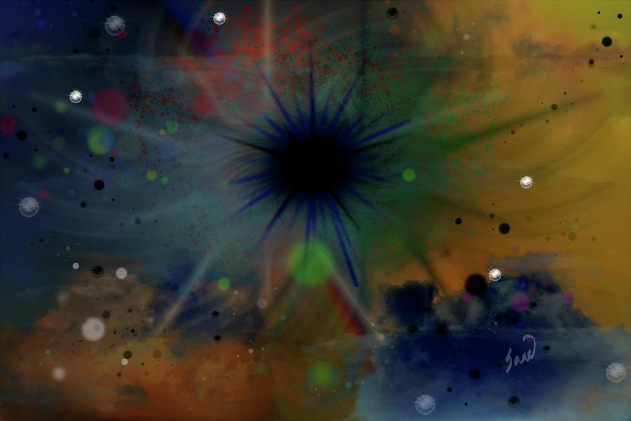 black hole painting - photo #44
