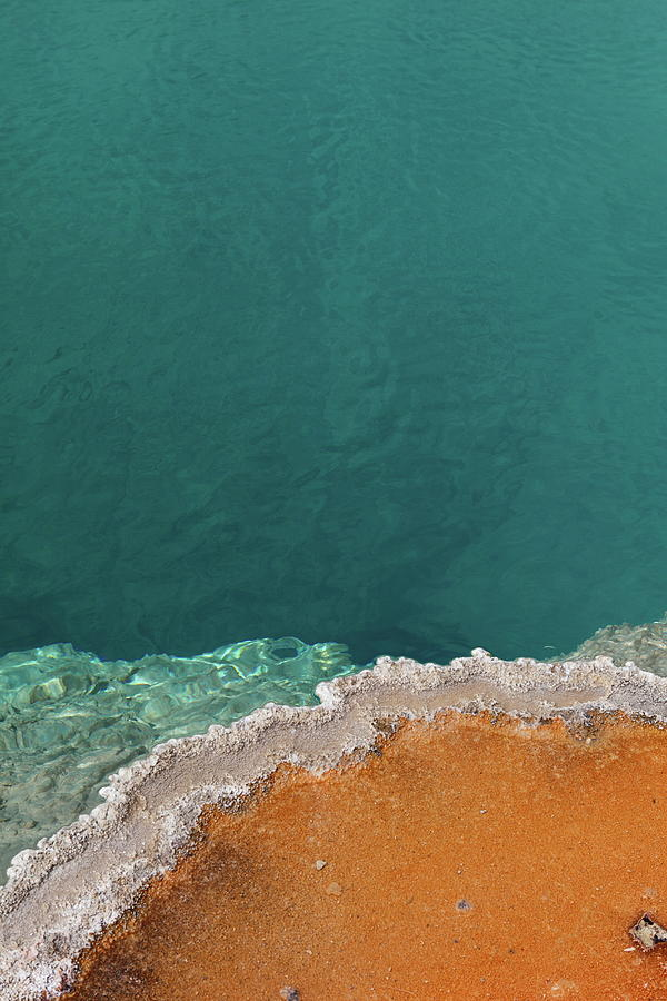 Black Pool Photograph  - Black Pool Fine Art Print
