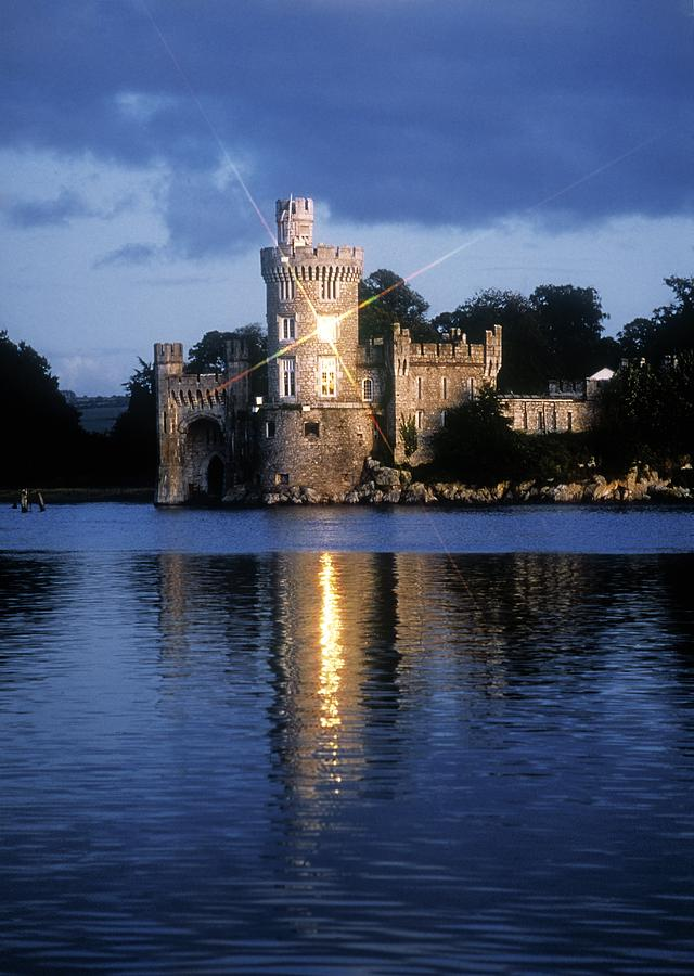 Blackrock Castle, River Lee, Near Cork Photograph