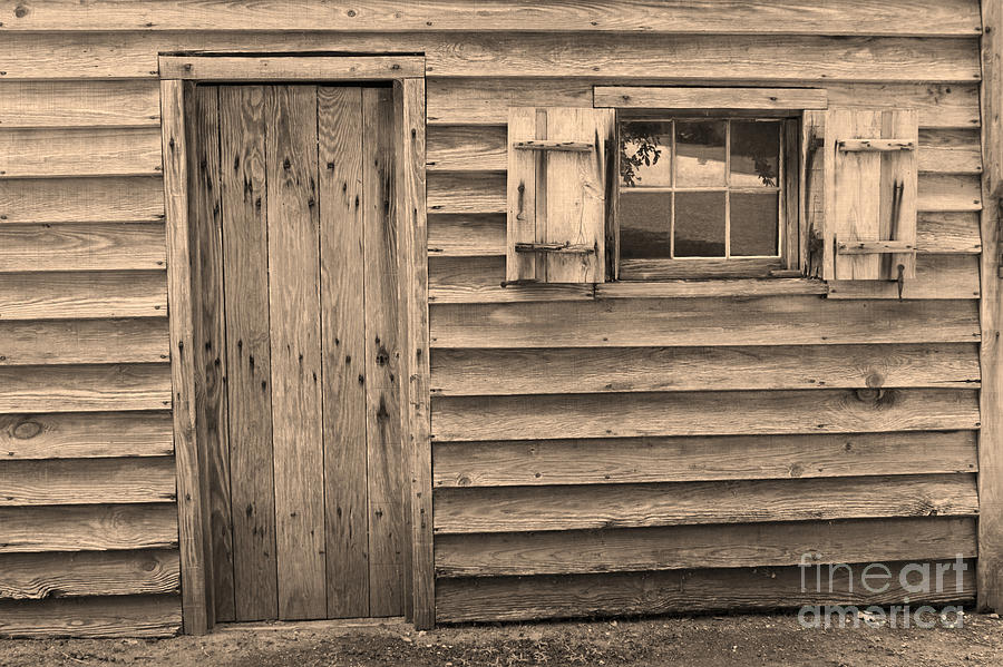 Blacksmith Shop Photograph